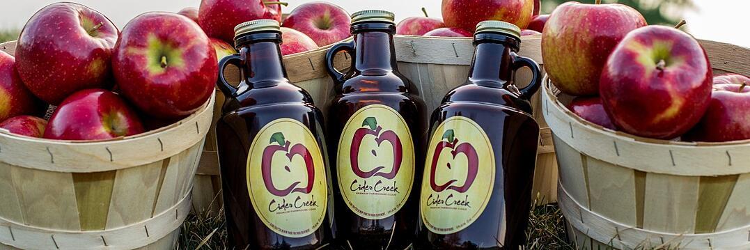 Craft Hard Cider, Gluten Free, All Natural