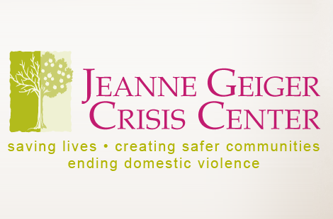 Jeanne Geiger, preventing domestic abuse